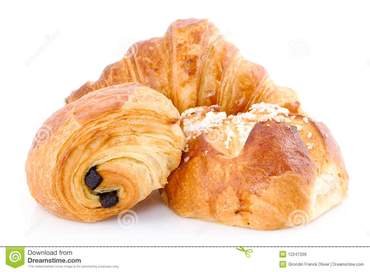 French Products French Bakery Products Royalty Free Stock Images Image