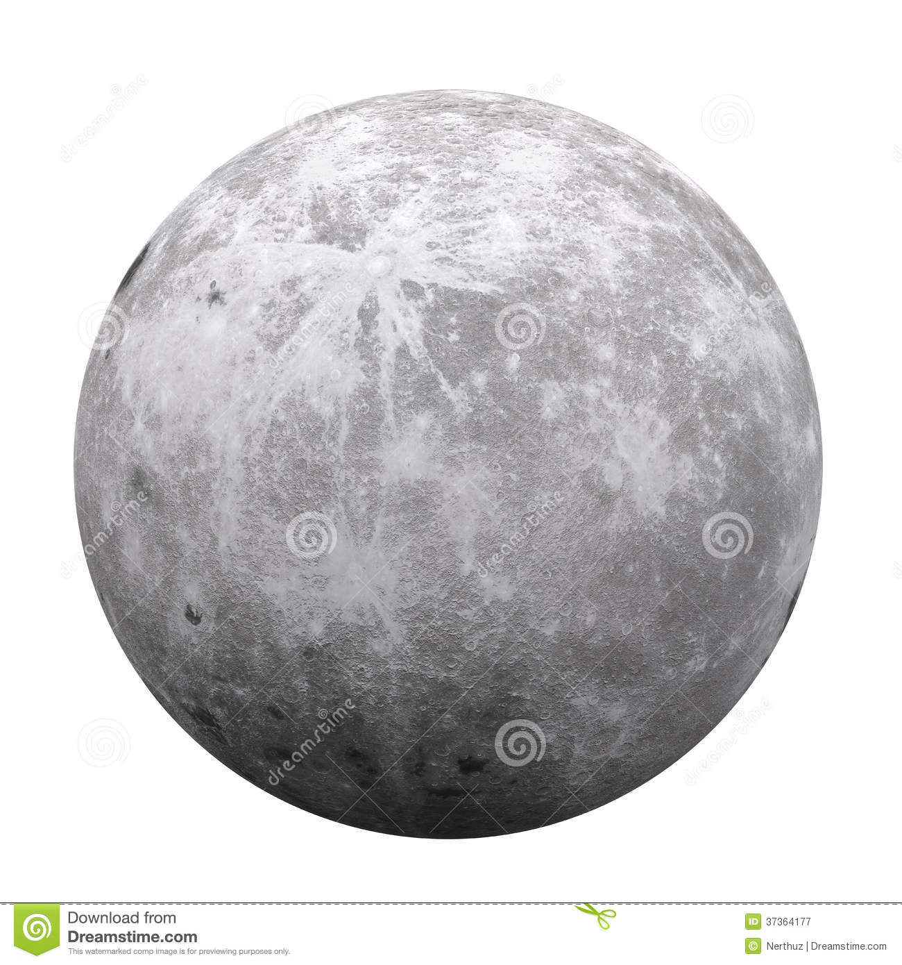 Full Moon Clip Art Black And White Full Moon Isolated Stock Illustration. Illustration Of