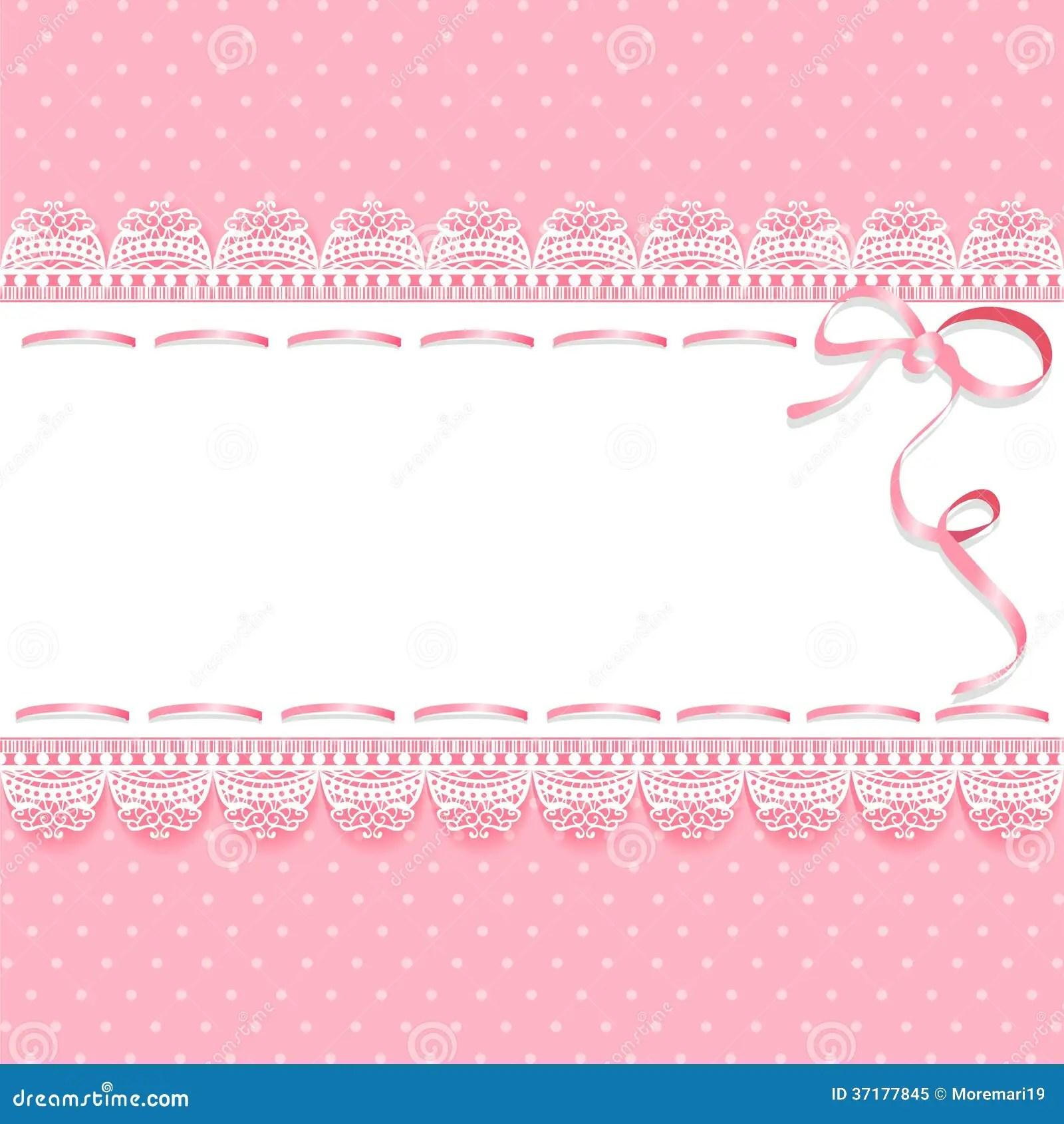 Breast Cancer 3d Wallpaper For Pc Fundo Do Rosa Do La 231 O Do Vintage Com Fita Foto De Stock