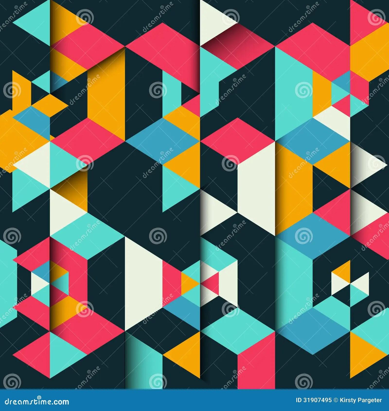 3d Dj Wallpaper Free Download Fundo Geom 233 Trico Abstrato Foto De Stock Royalty Free