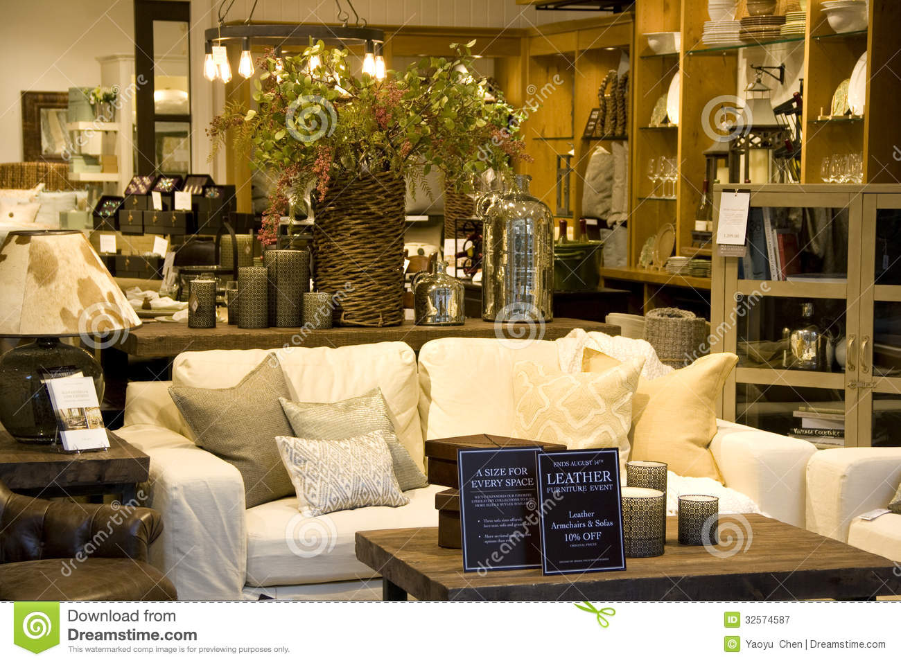 Best Home Decor Stores Furniture Home Decor Store Editorial Photography Image Of