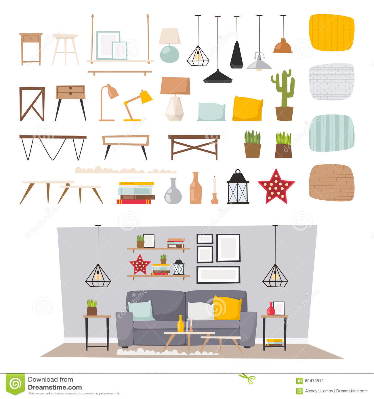 home interiors logo vector home design and style