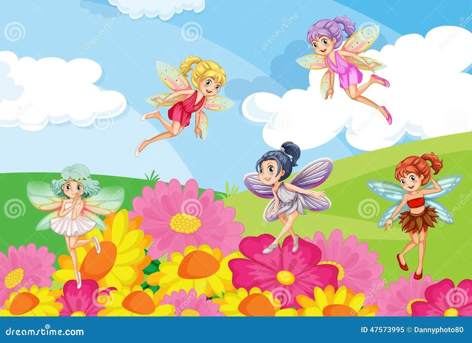 Cartoon funny snail coloring book stock vector 232624141 - Download A Garden With Fairies Stock Vector Image 47573995