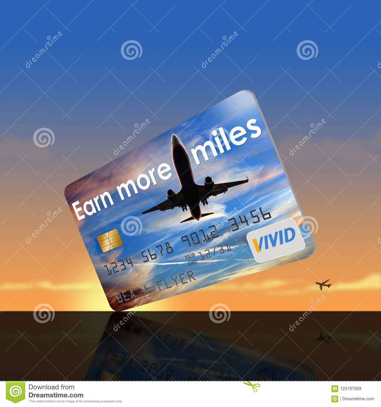 Miles And More Points Credit Card That Rewards Users With Airline Miles And Points