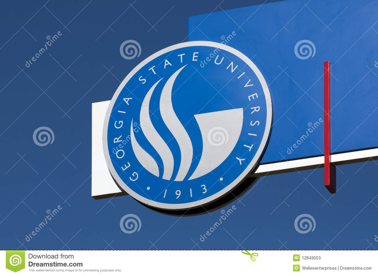 Atlanta Designers Georgia State University Editorial Stock Photo. Image Of