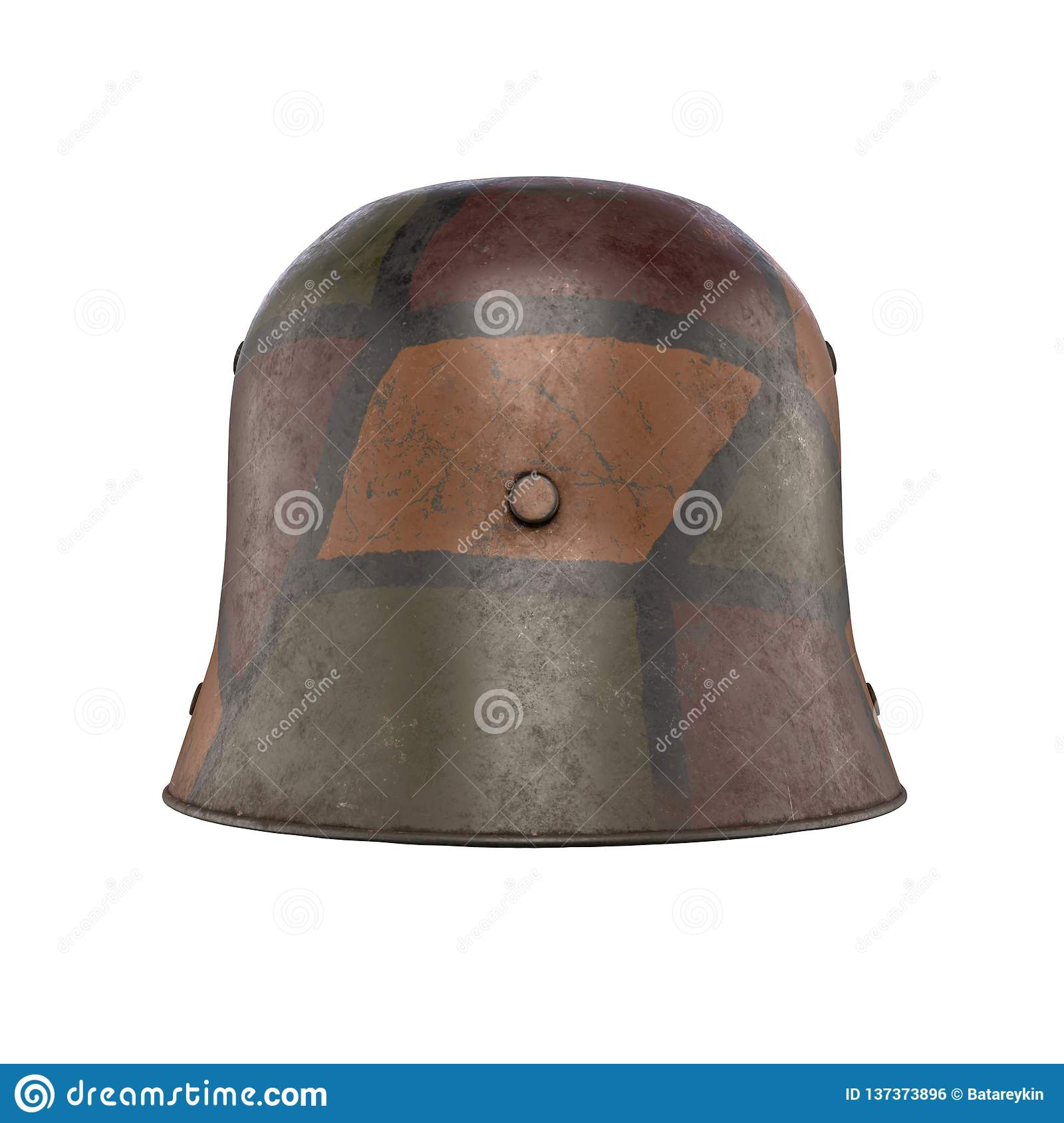Strahlhelm German Helmet Wwi Stahlhelm M1916 Stock Photo Image Of Nazi