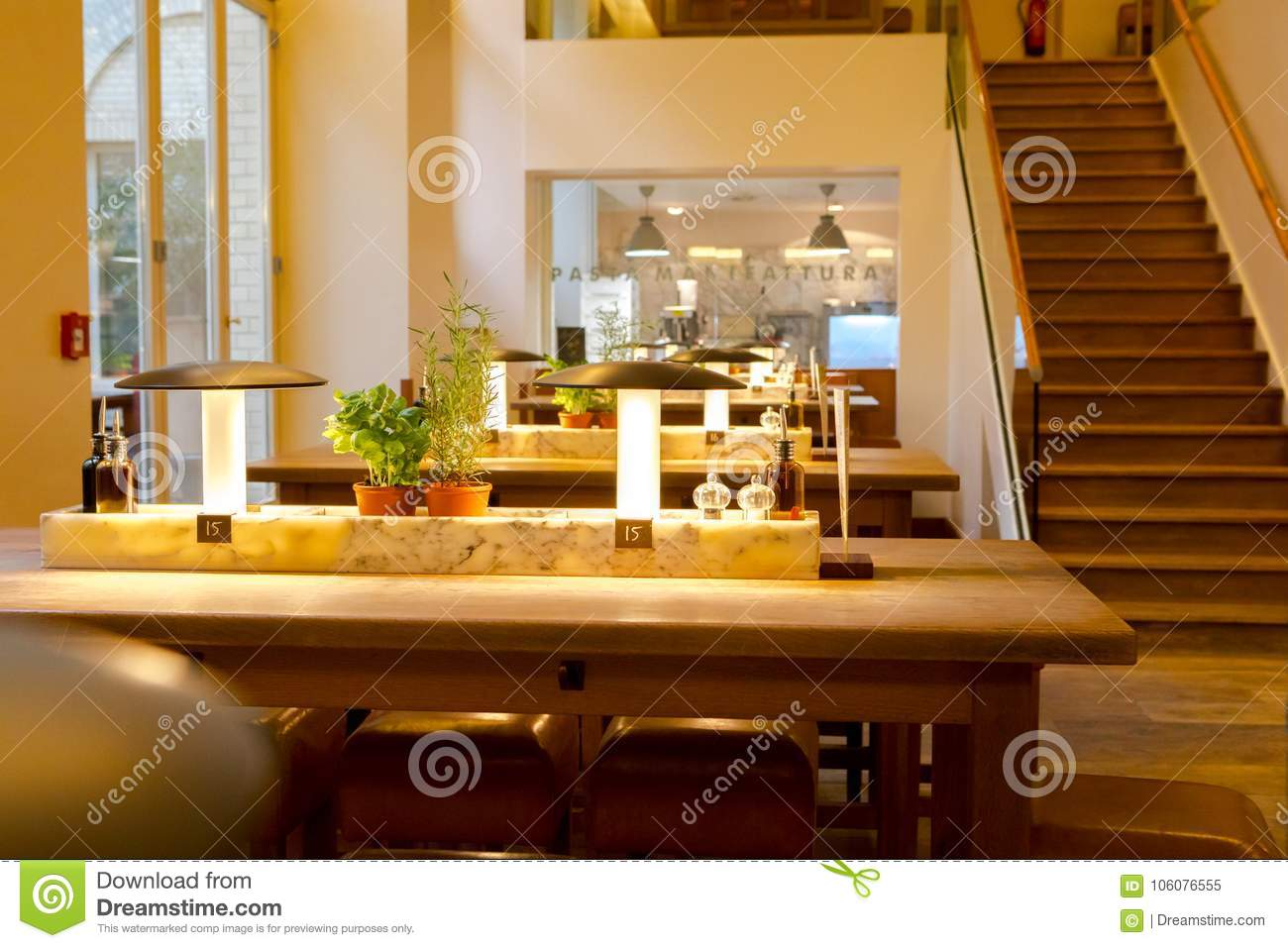 Berlin Interior Design Germany Berlin Italian Restaurant Buffet Restaurant Interior