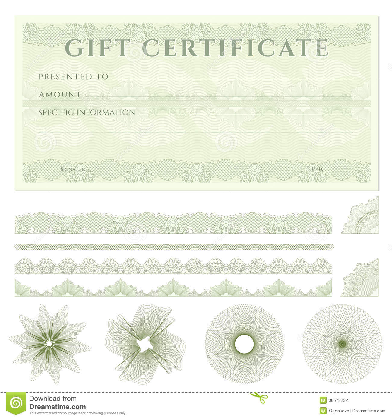 certificate template green resume builder certificate template green award certificates printable certificate templates gift certificate voucher template guilloche pattern