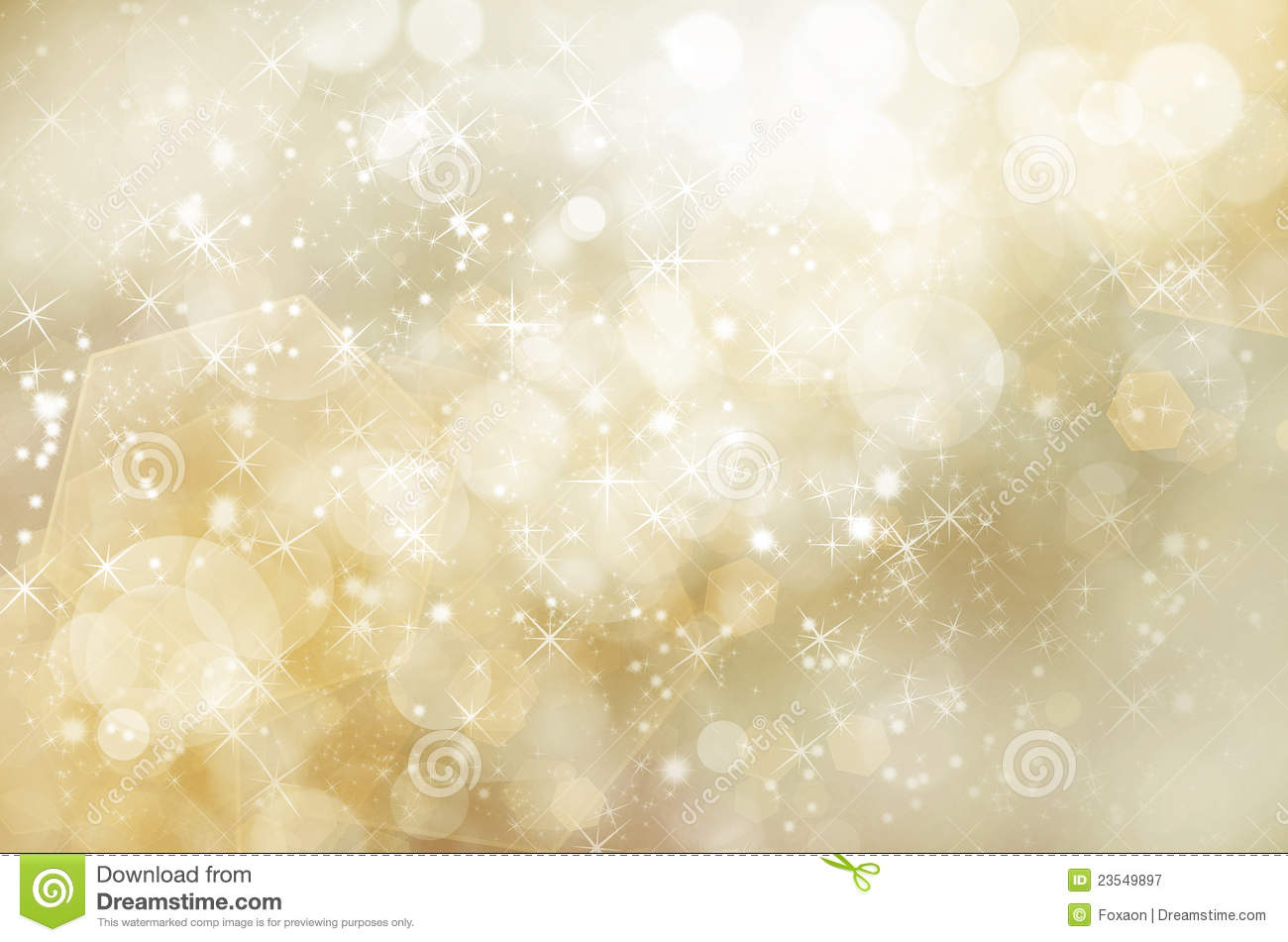 Falling Glitter Confetti Wallpapers Glittery Gold Christmas Background Royalty Free Stock