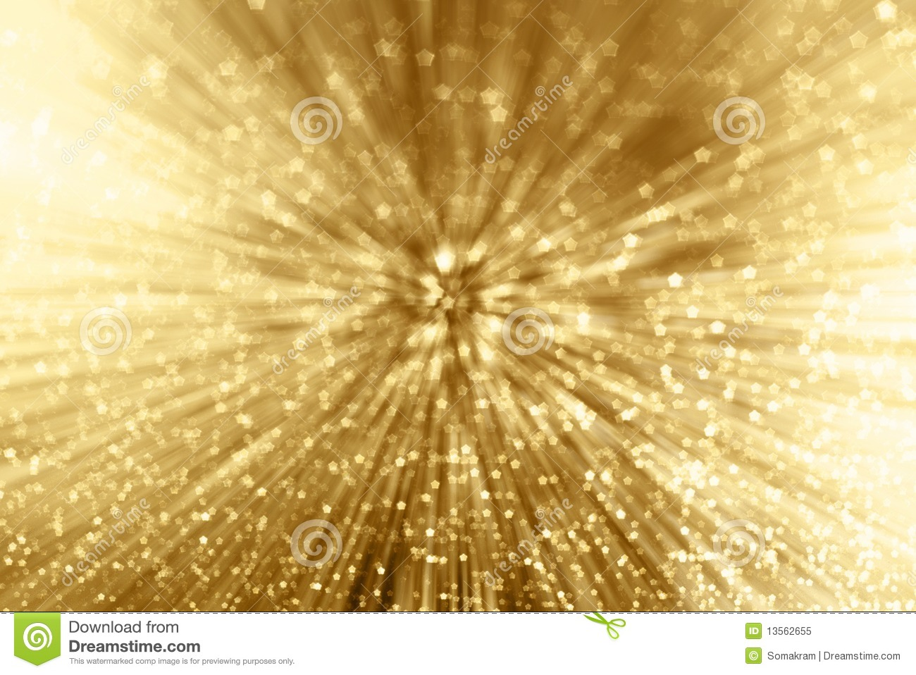 Free Photography Stock Gold Sparkle Zoom Stock Image Image Of Background Shimmer 13562655