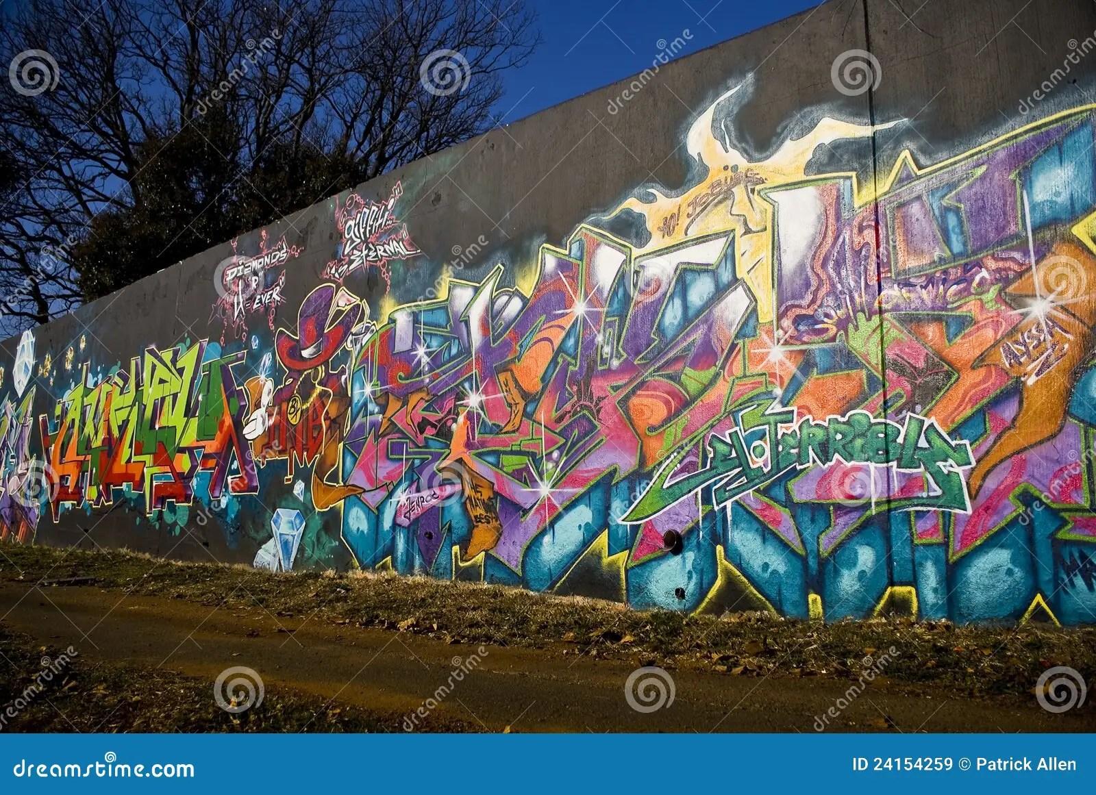 Modern 3d Wallpaper Texture Graffiti Friday Urban Art Graffiti Wall Editorial