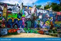 Graffiti Wall Austin Texas editorial stock photo. Image of ...