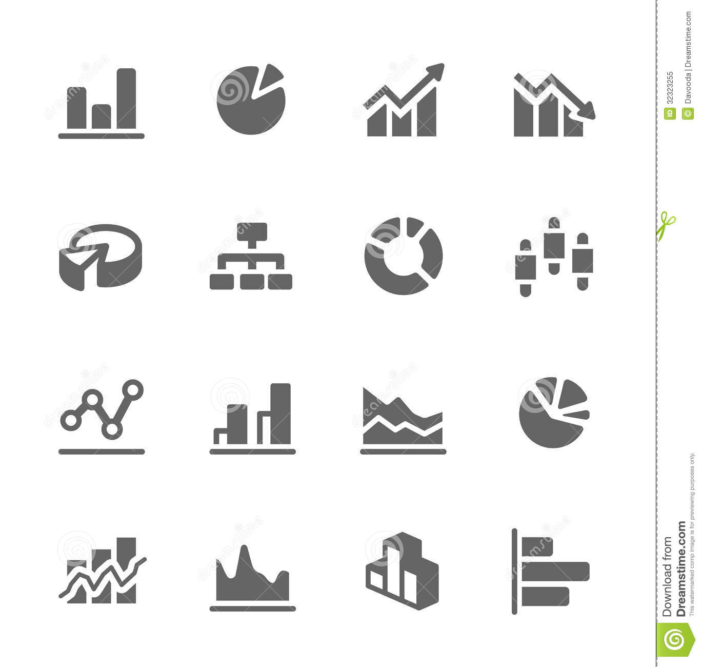 diagram icons