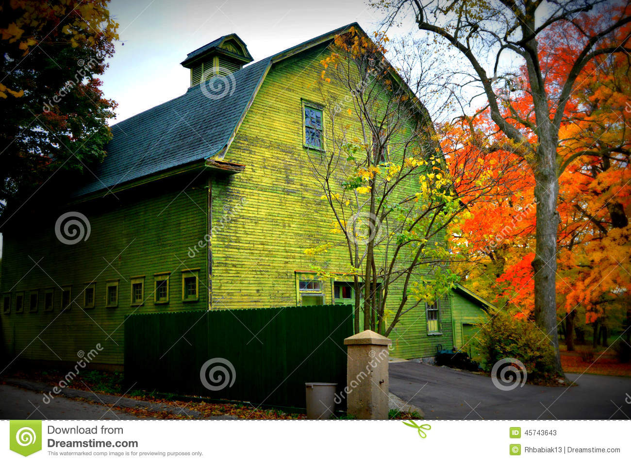 Fall Thanksgiving Wallpaper Barn In Fall Stock Image Image Of County Fall Barns