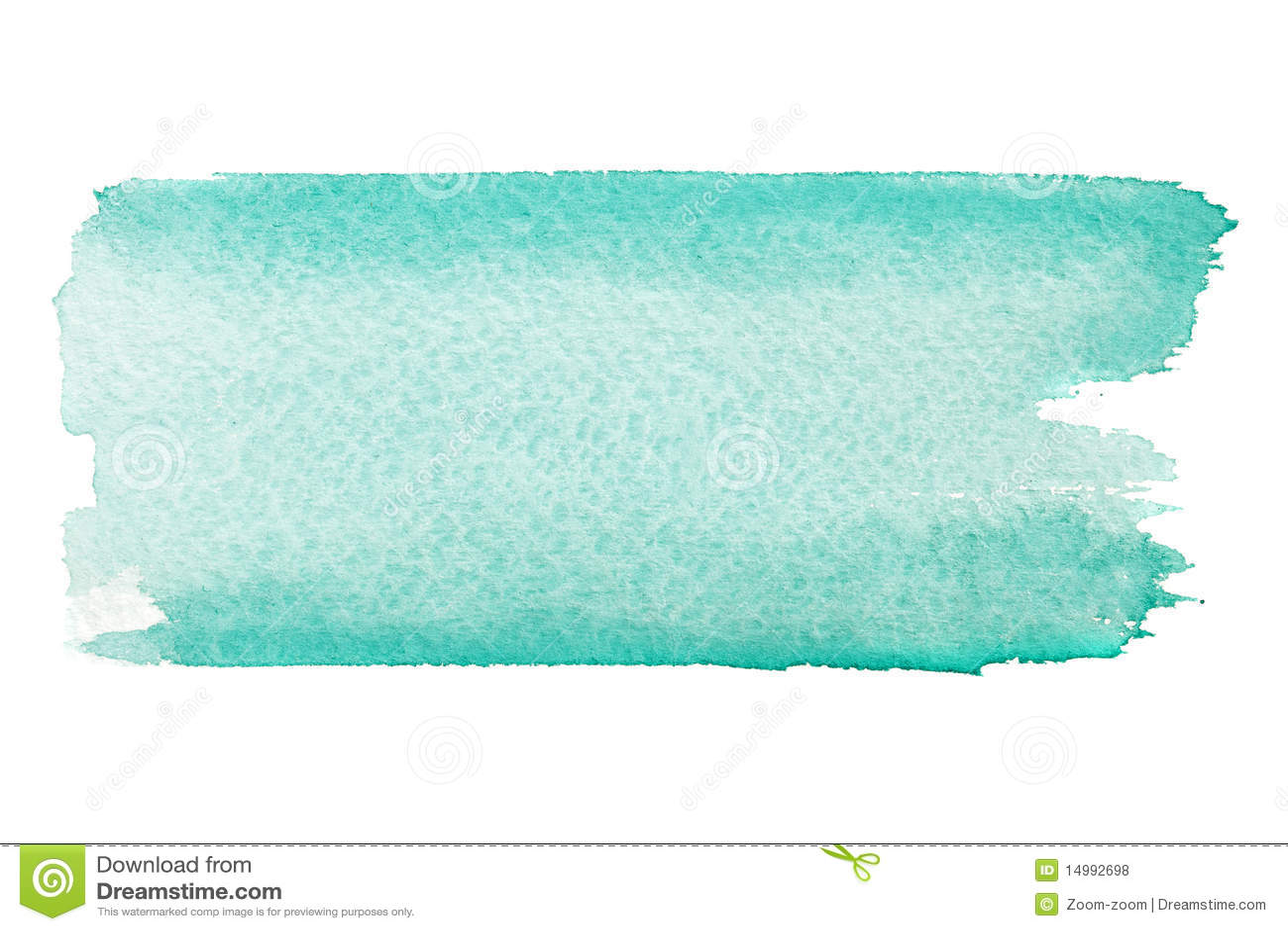Cute Aqua Green Wallpaper Green Brush Strokes Royalty Free Stock Photos Image