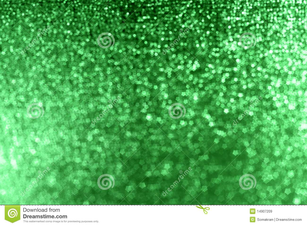 Vintage Black Wallpaper Green Sparkle Background Royalty Free Stock Images Image