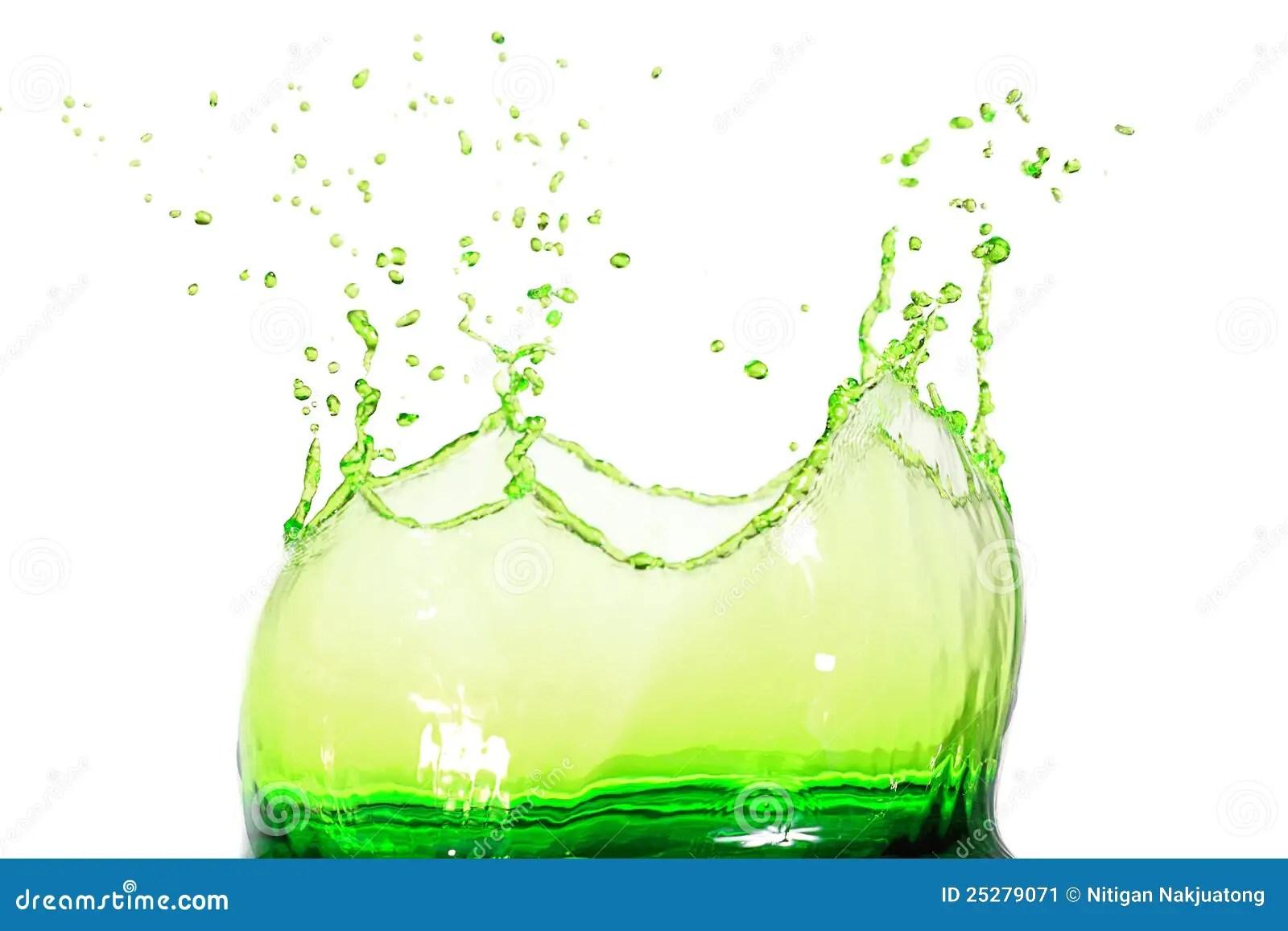Falling Leaves Wallpaper Free Download Green Water Splash Wallpaper Www Imgkid Com The Image