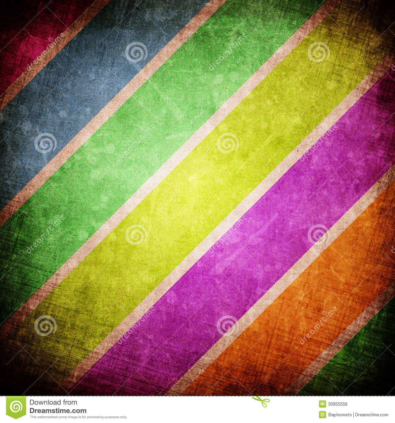 Buntes Papier Grunge Colorful Paper Texture Background Stock