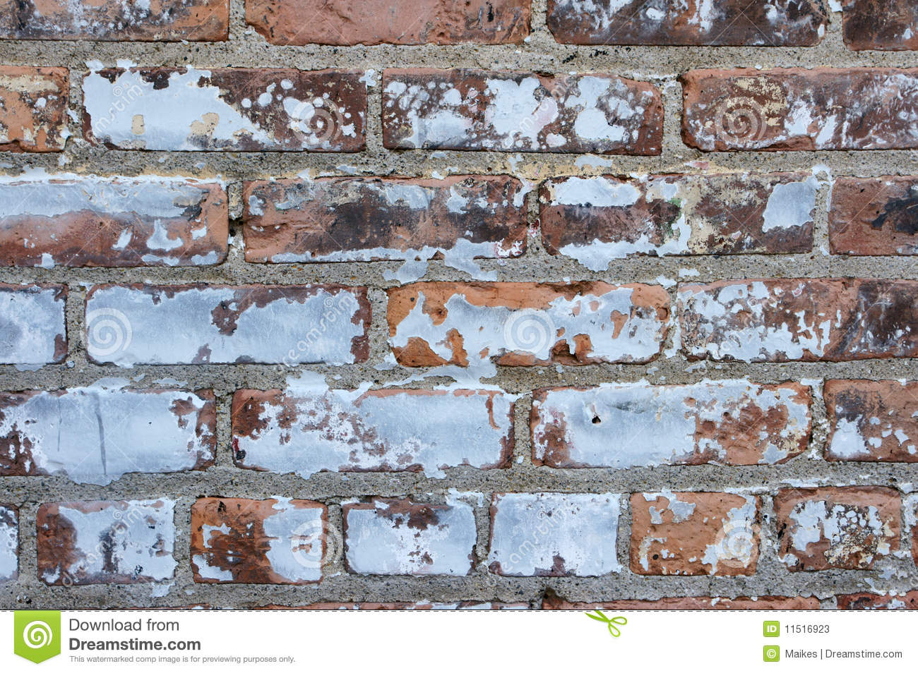 Distressed Brick Distressed Brick Wall Background Stock Photos Image