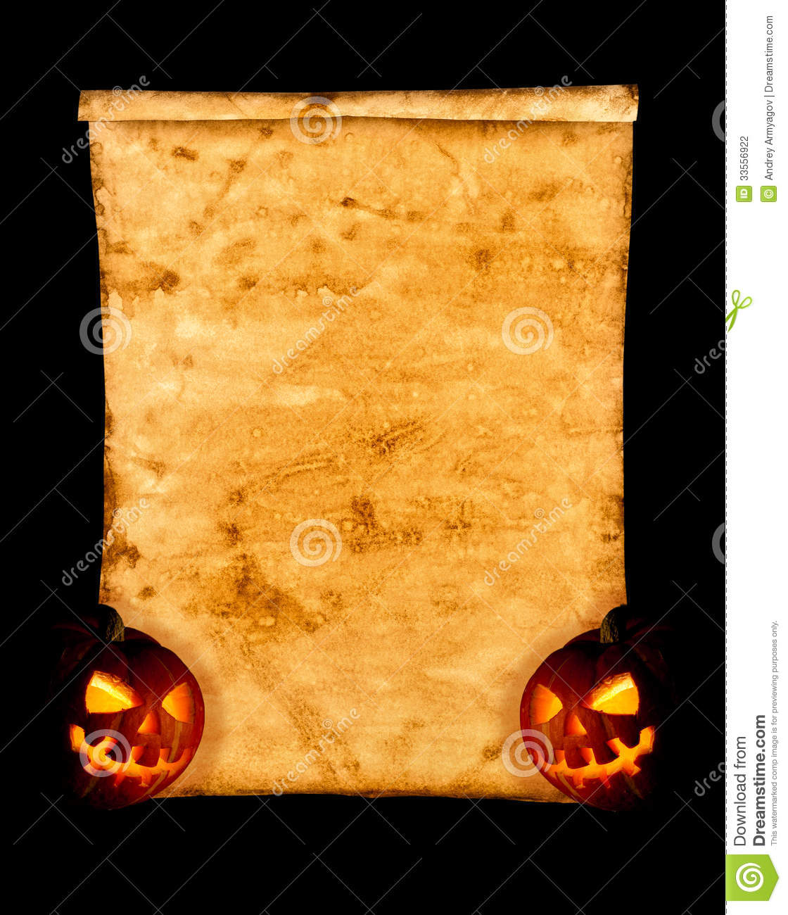 3d Wallpaper Decorating Ideas Halloween Background Stock Photography Image 33556922
