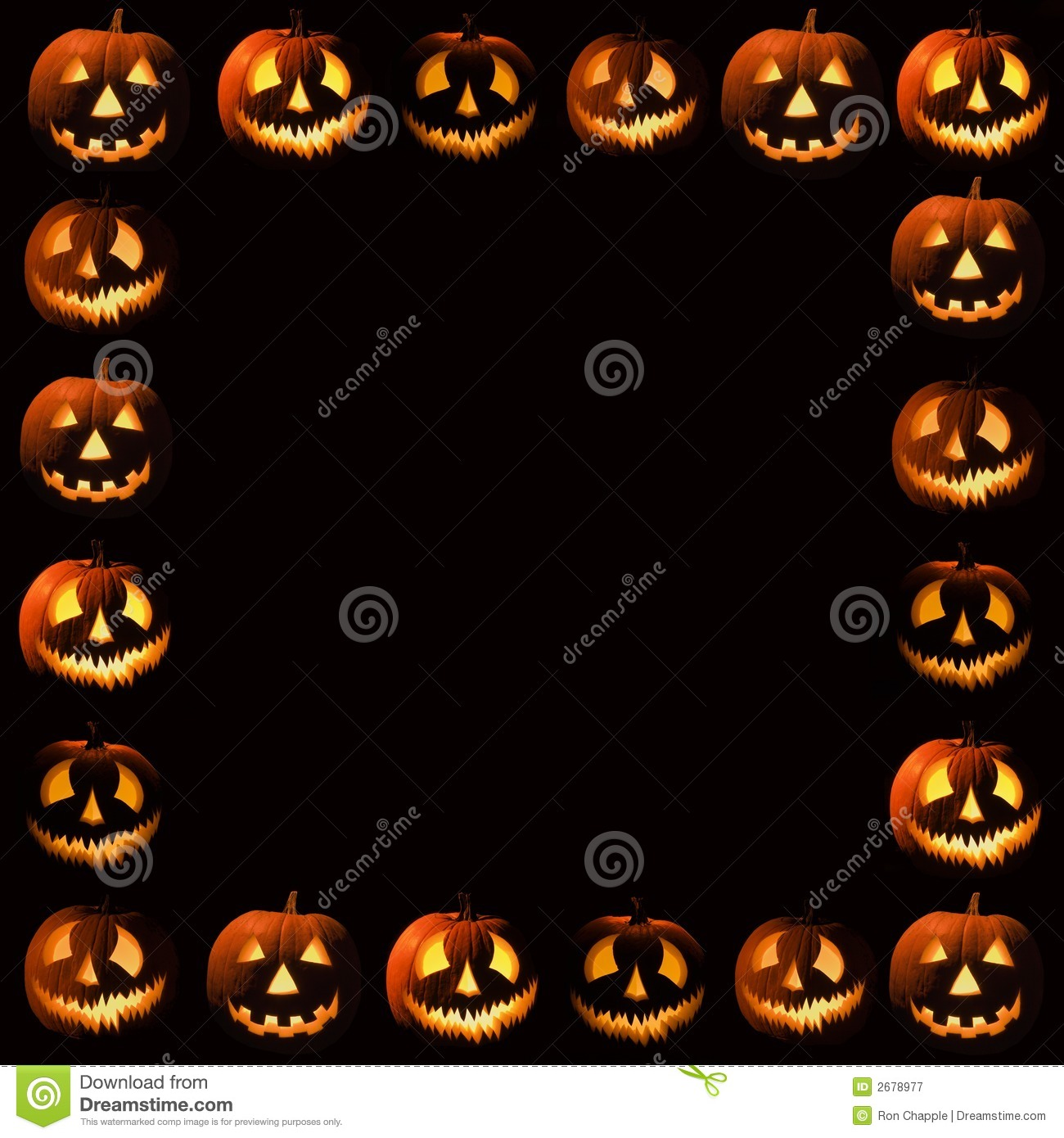 Charlie Brown Fall Wallpaper Halloween Frame Stock Image Image Of Fall Nobody Gourd