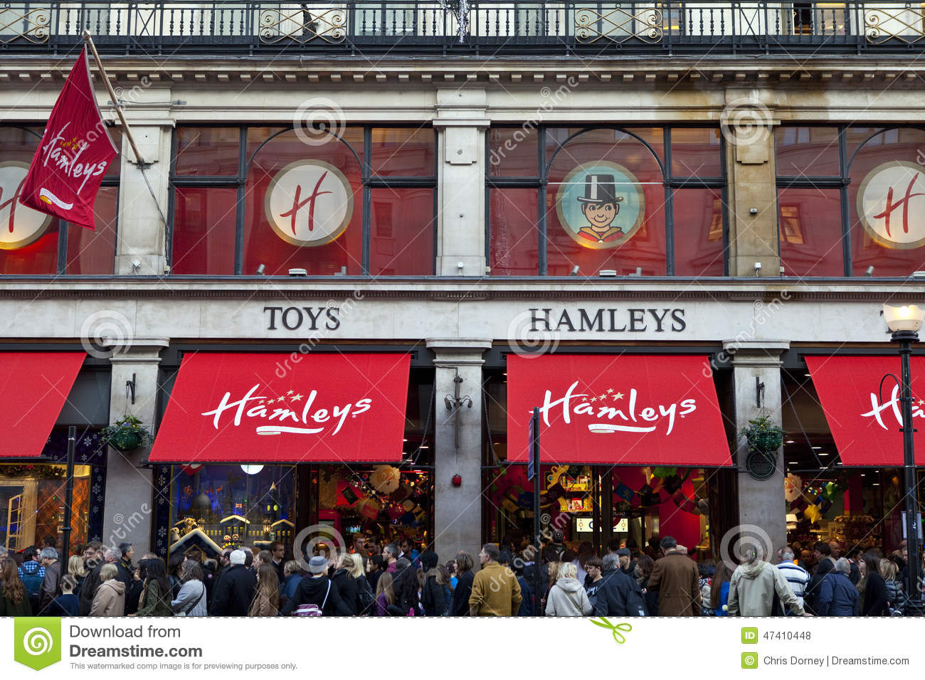 Toy-toys Shop Hamleys Toy Shop In London Editorial Stock Photo Image Of