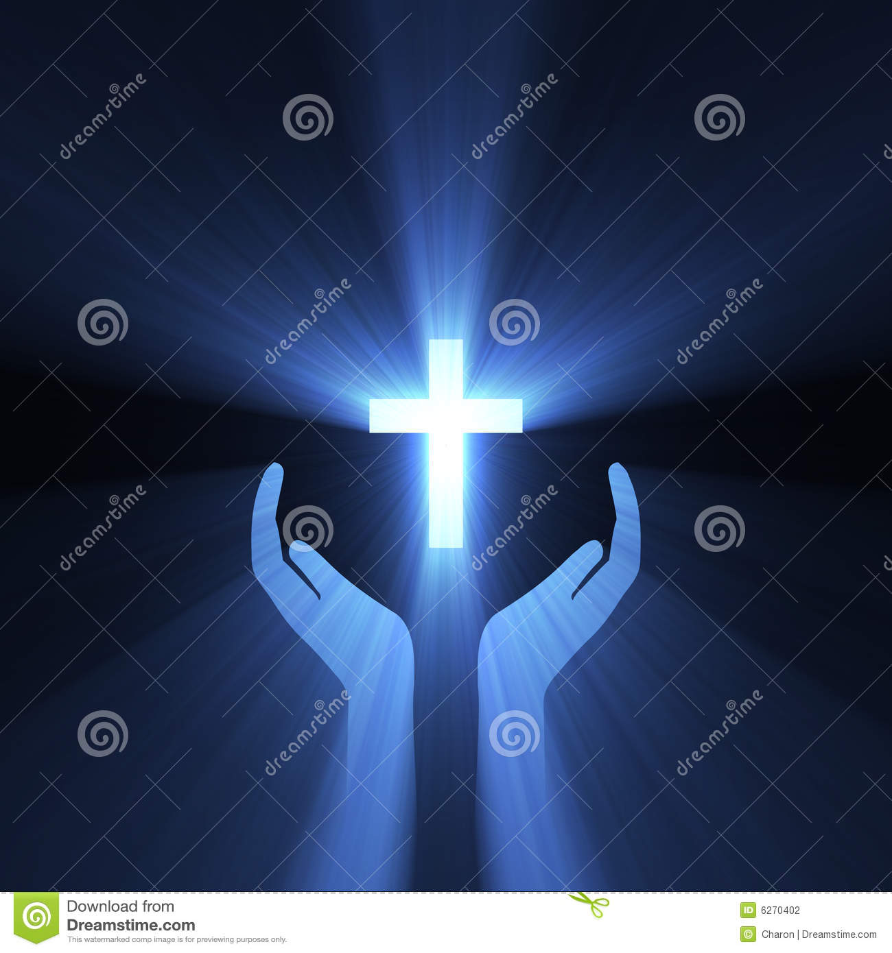 Holding Hands Love Quotes Wallpapers Hand Embrace God Cross Light Flare Stock Illustration