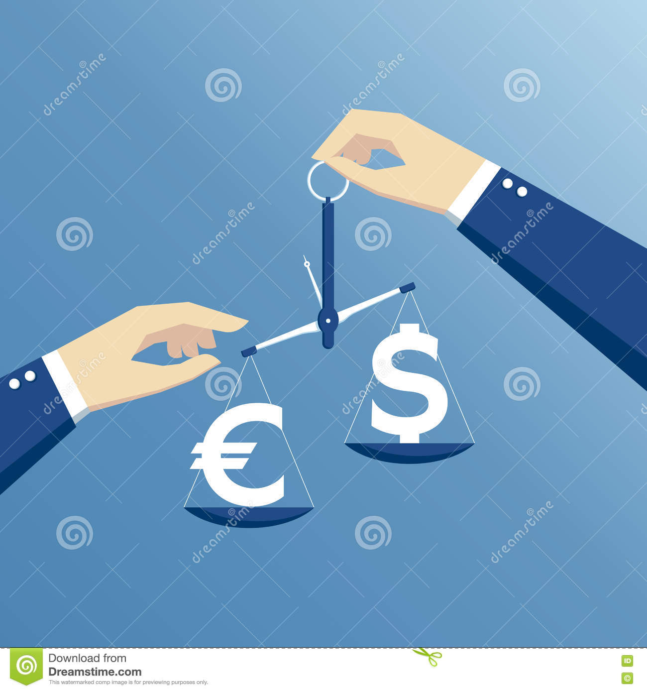 Conversion Euros A Libras Hands Cartoons Illustrations And Vector Stock Images