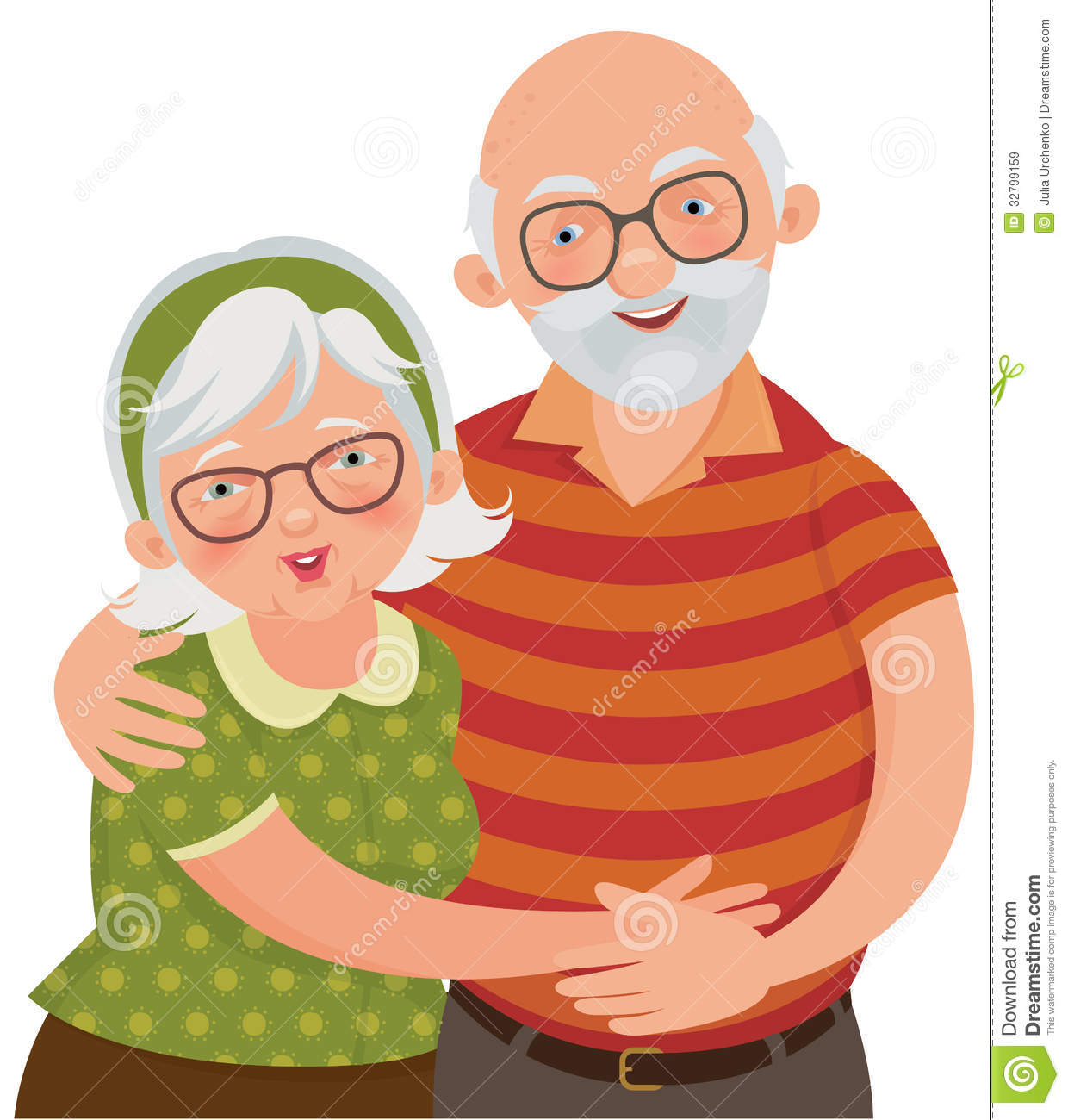 Cute Indian Married Couple Wallpaper Happy Old Couple Stock Vector Illustration Of Aging