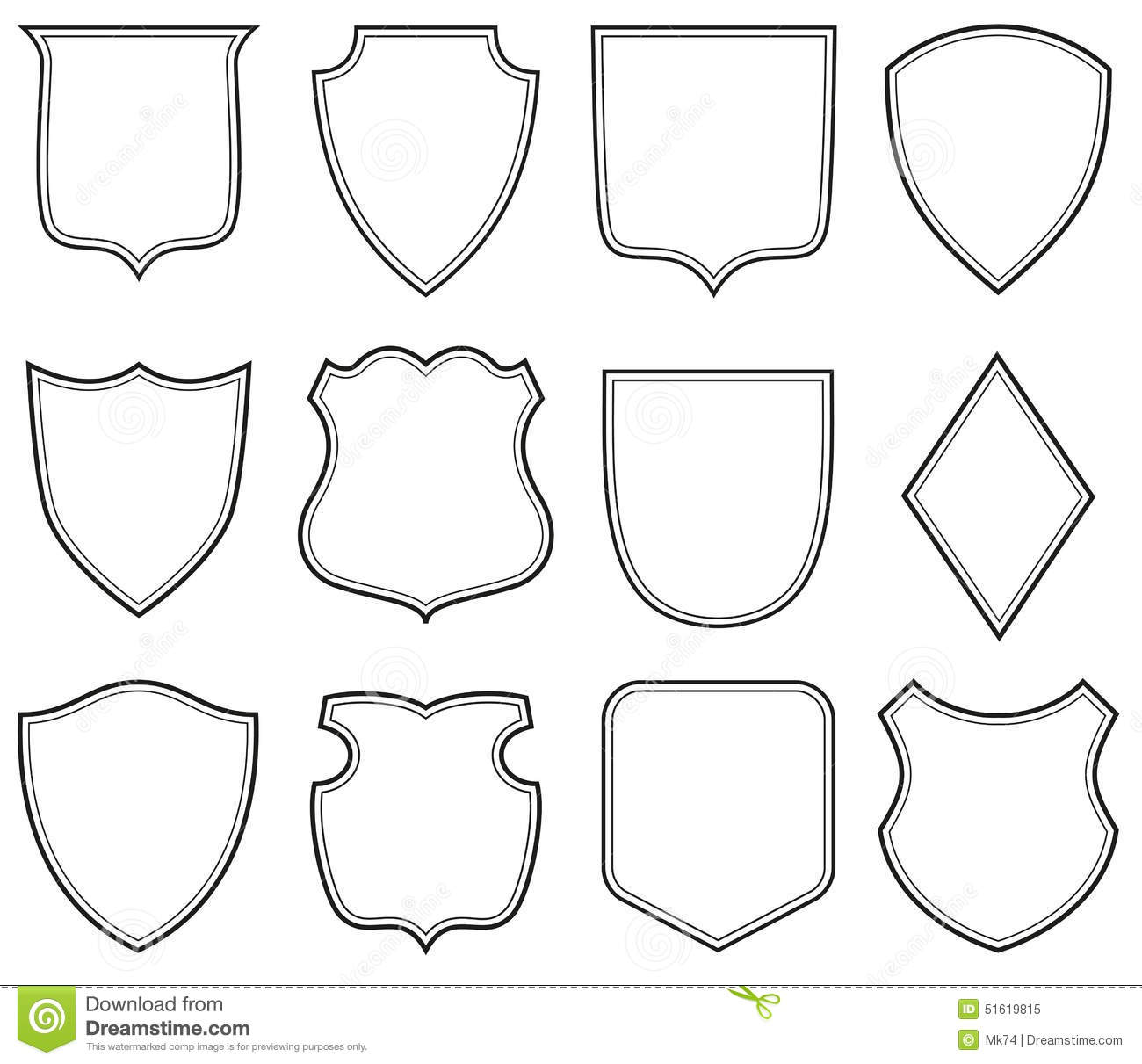 shield outline coat arms auto electrical wiring diagram