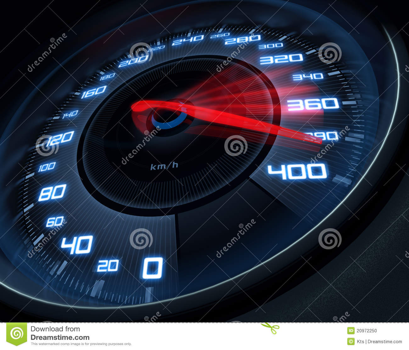 Blur 3d Wallpaper High Speed Stock Photo Image 20972250