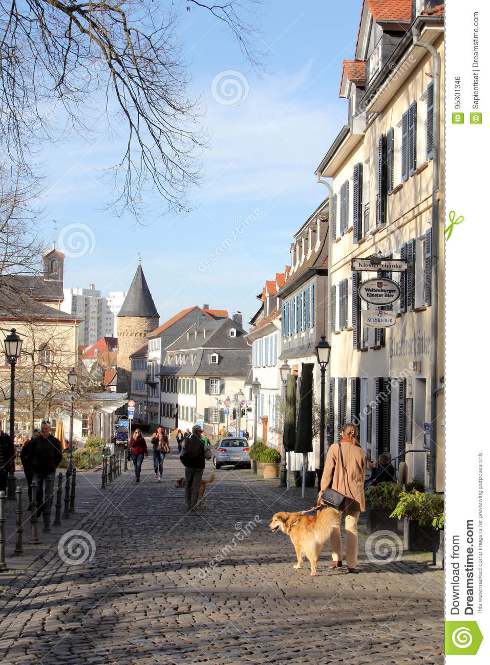 Bad Homburg Bad Homburg Germany Editorial Photo Image Of Europe 95301346