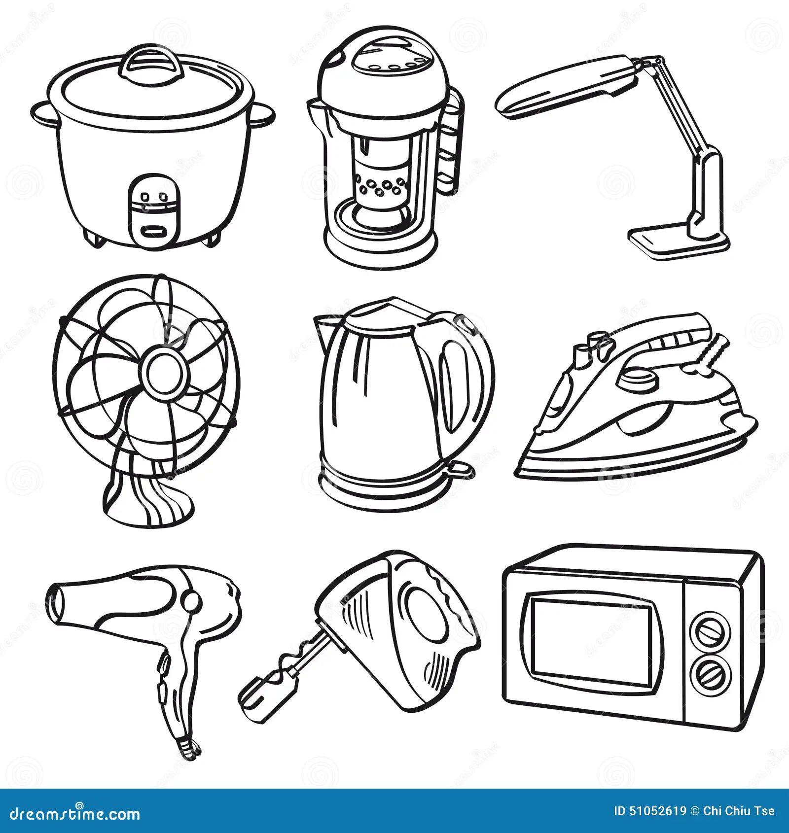 house electrical symbols illustrator