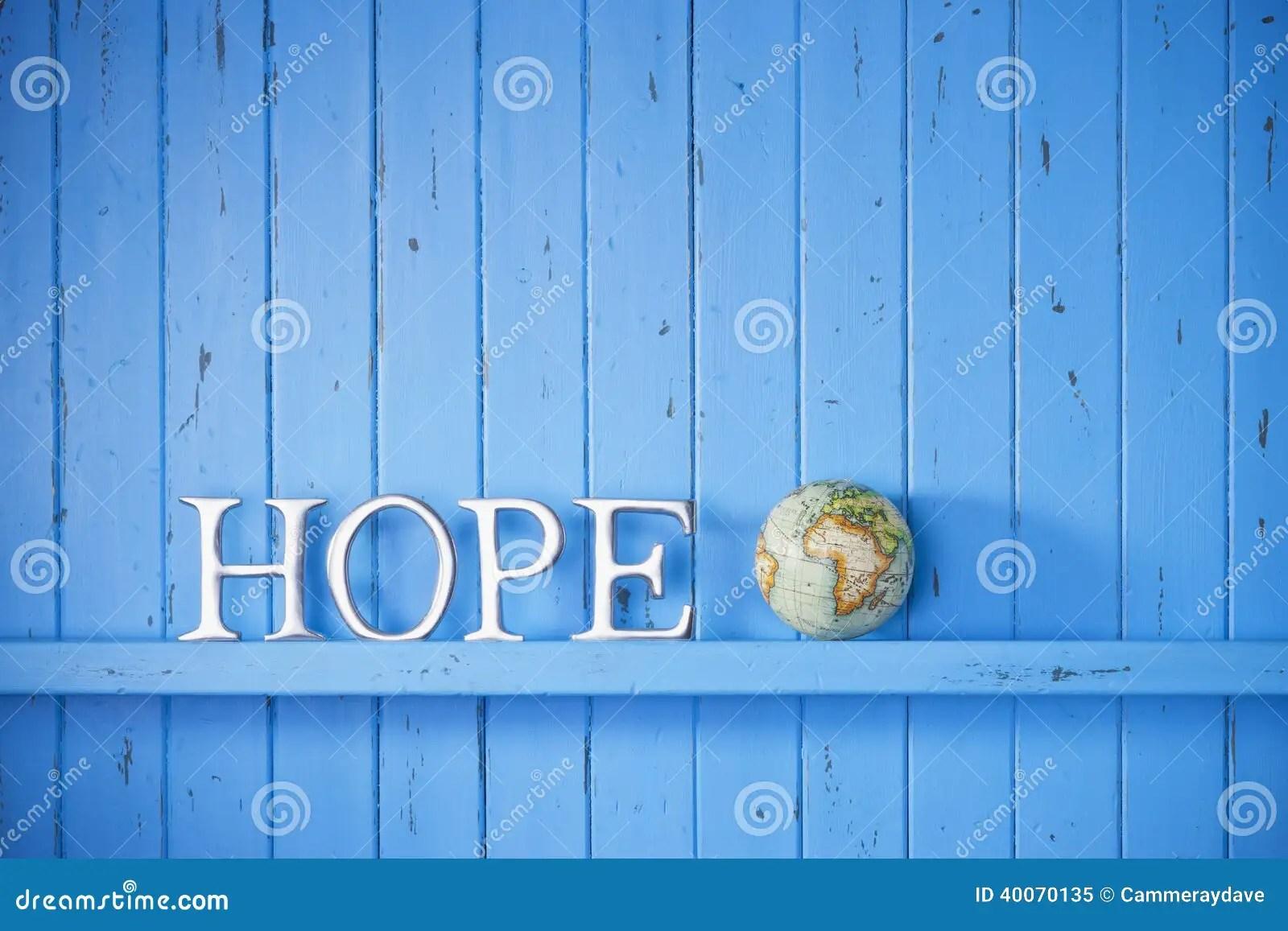3d World Globe Wallpaper Hope World Globe Background Stock Photo Image 40070135