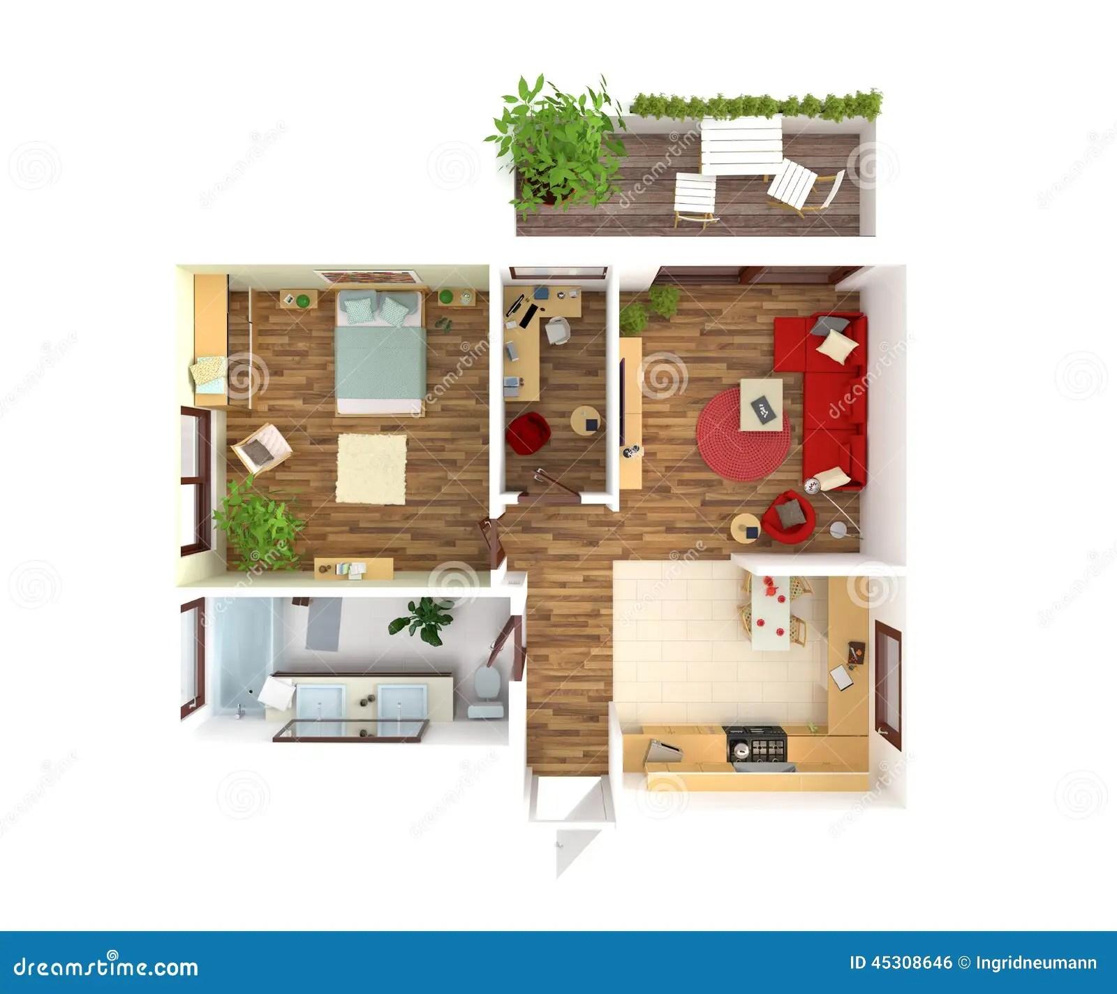 house plan top view interior design stock illustration image bedroom house floor plans bedroom bathroom house plans