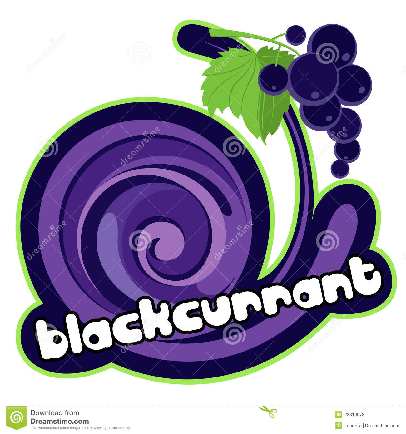 Birthday Cake Clip Art Ice Cream Blackcurrant Royalty Free Stock Photos - Image
