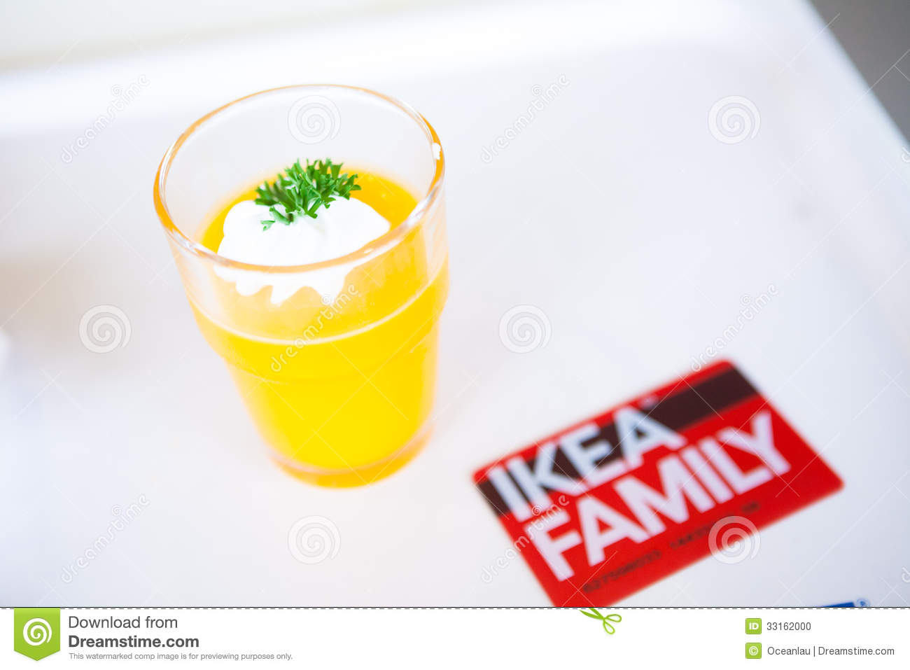 Ikea Gift Card Australia Ikea Membership Card And Beverages Editorial Image Image