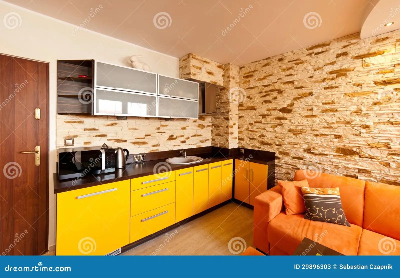 Cucina angolo parete rivestimento cucina moderna senza