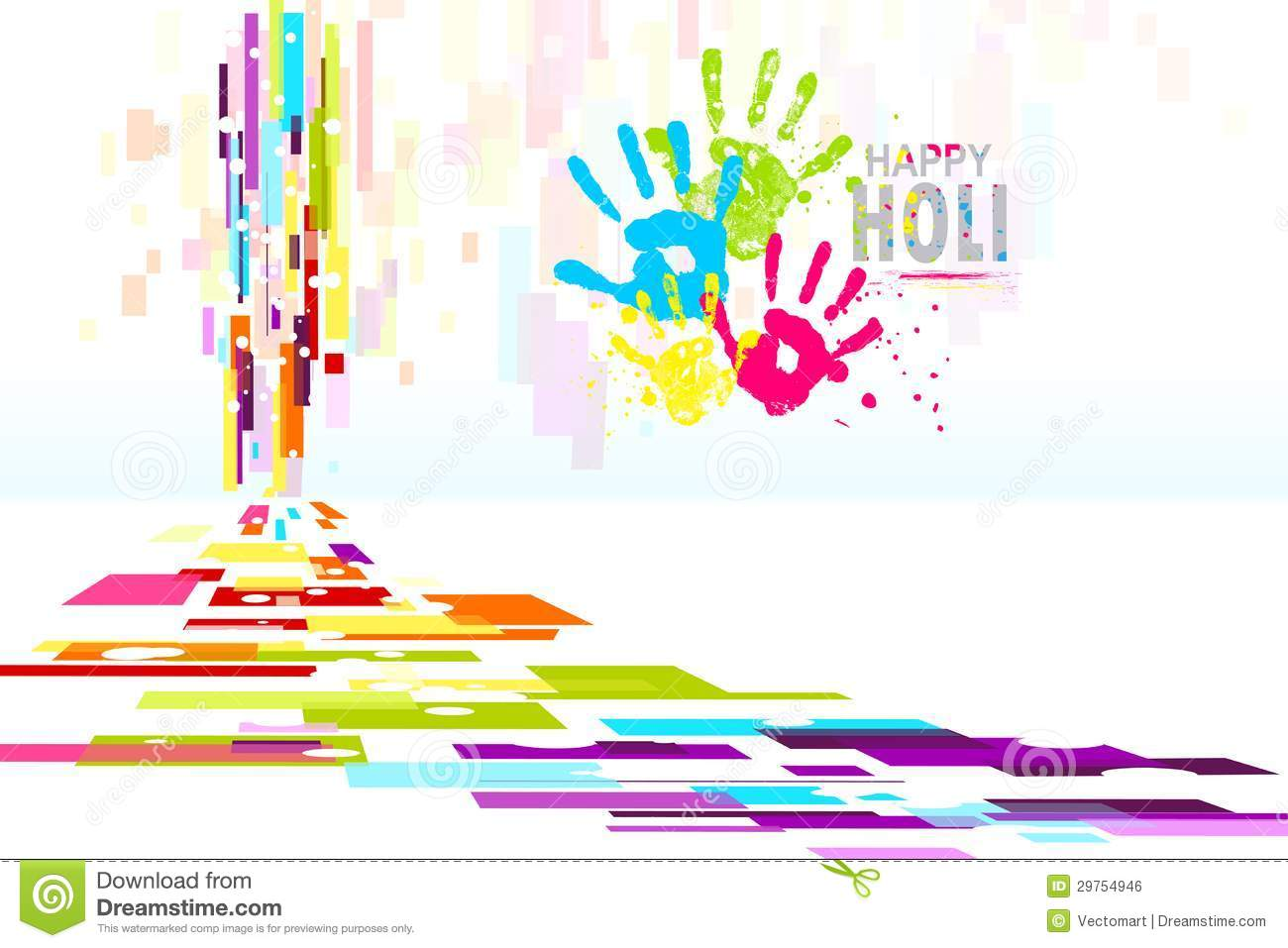 3d Abstract Rainbow Wallpaper Holi Wallpaper Royalty Free Stock Image Image 29754946