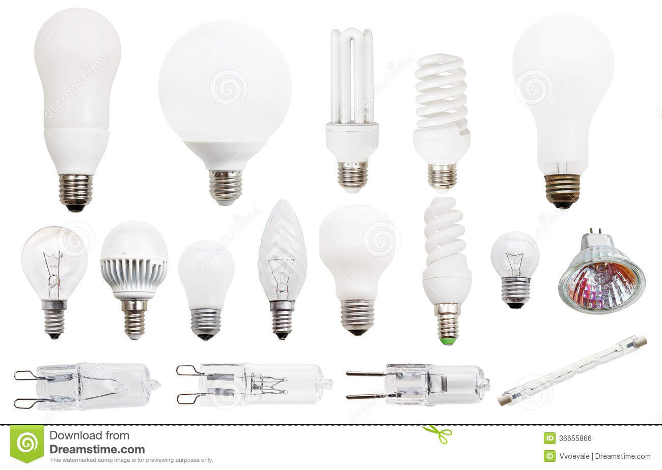 Halogen Bulbs Cfl Vs Led Vs Incandescent Vs Halogen