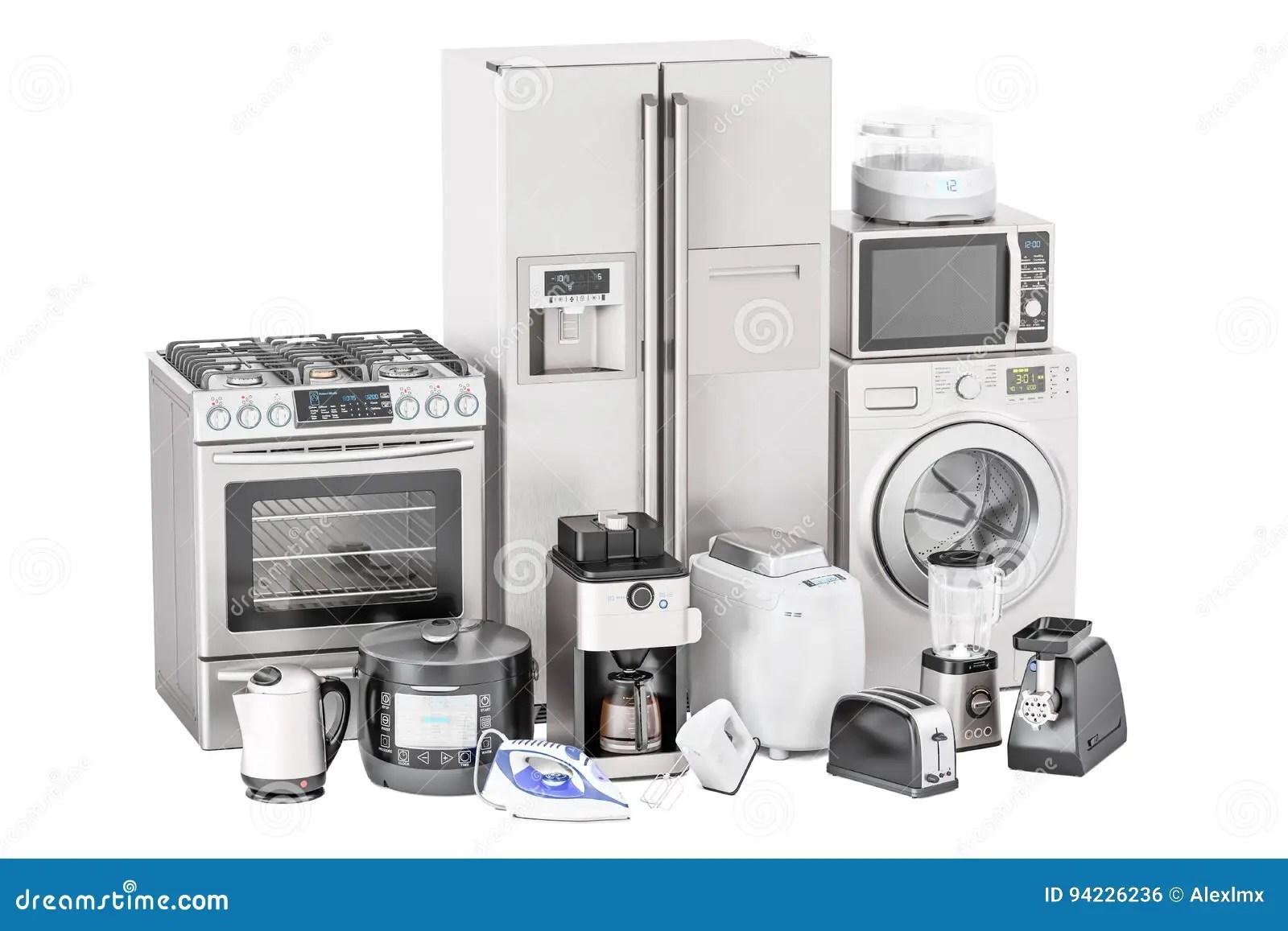 Elettrodomestici Cucina   Famiglia E Elettrodomestici Da Cucina ...