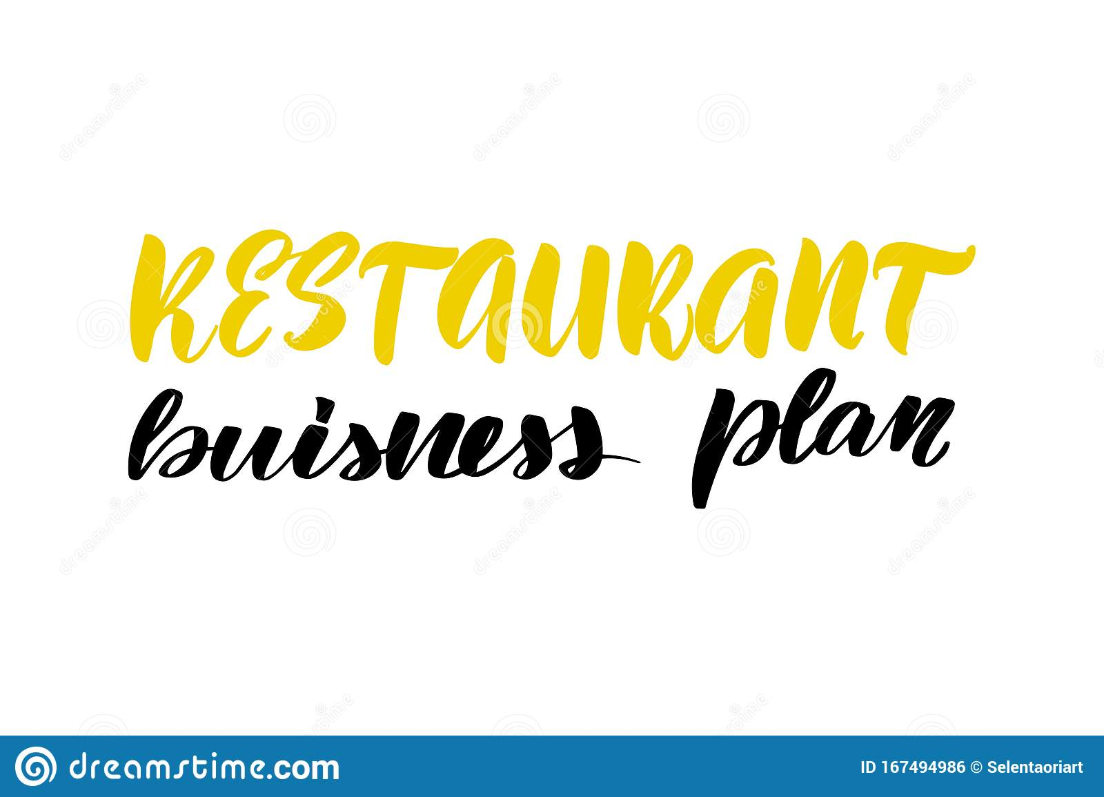 Restaurant Business Plan Stock Illustrations 720 Restaurant Business Plan Stock Illustrations Vectors Clipart Dreamstime
