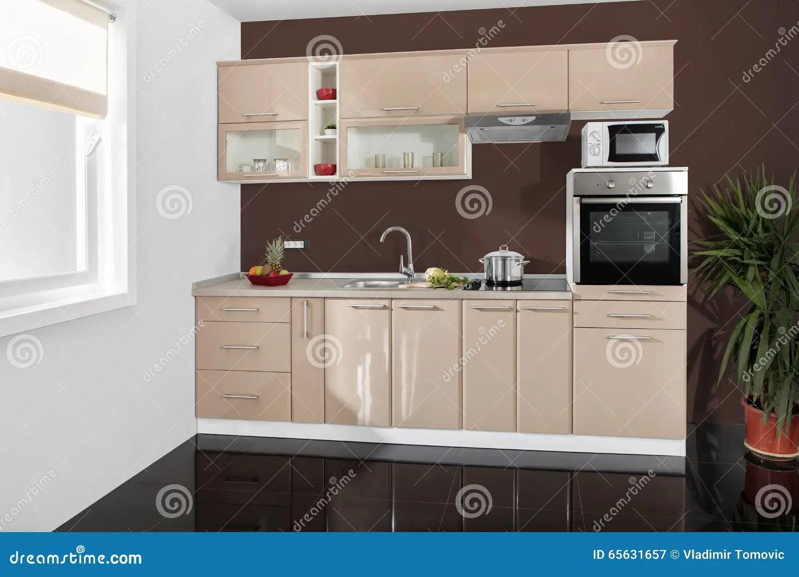 Design D\'intérieur De Cuisine Simple | Decoration Petite Maison ...