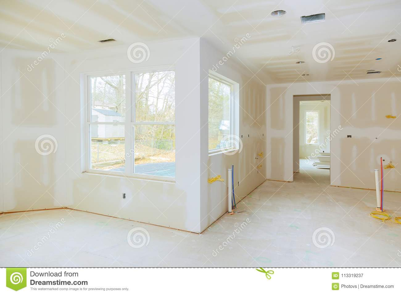 Gratis Drywall Interior Drywall Stock Photos - Royalty Free Images