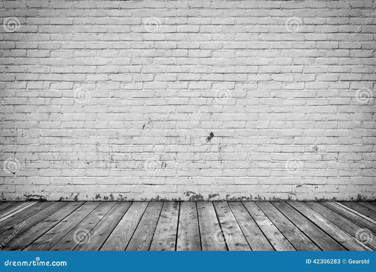 3d Brick Wallpaper For Walls Interior Del Fondo Piso Del Muro De Cemento Y De Madera