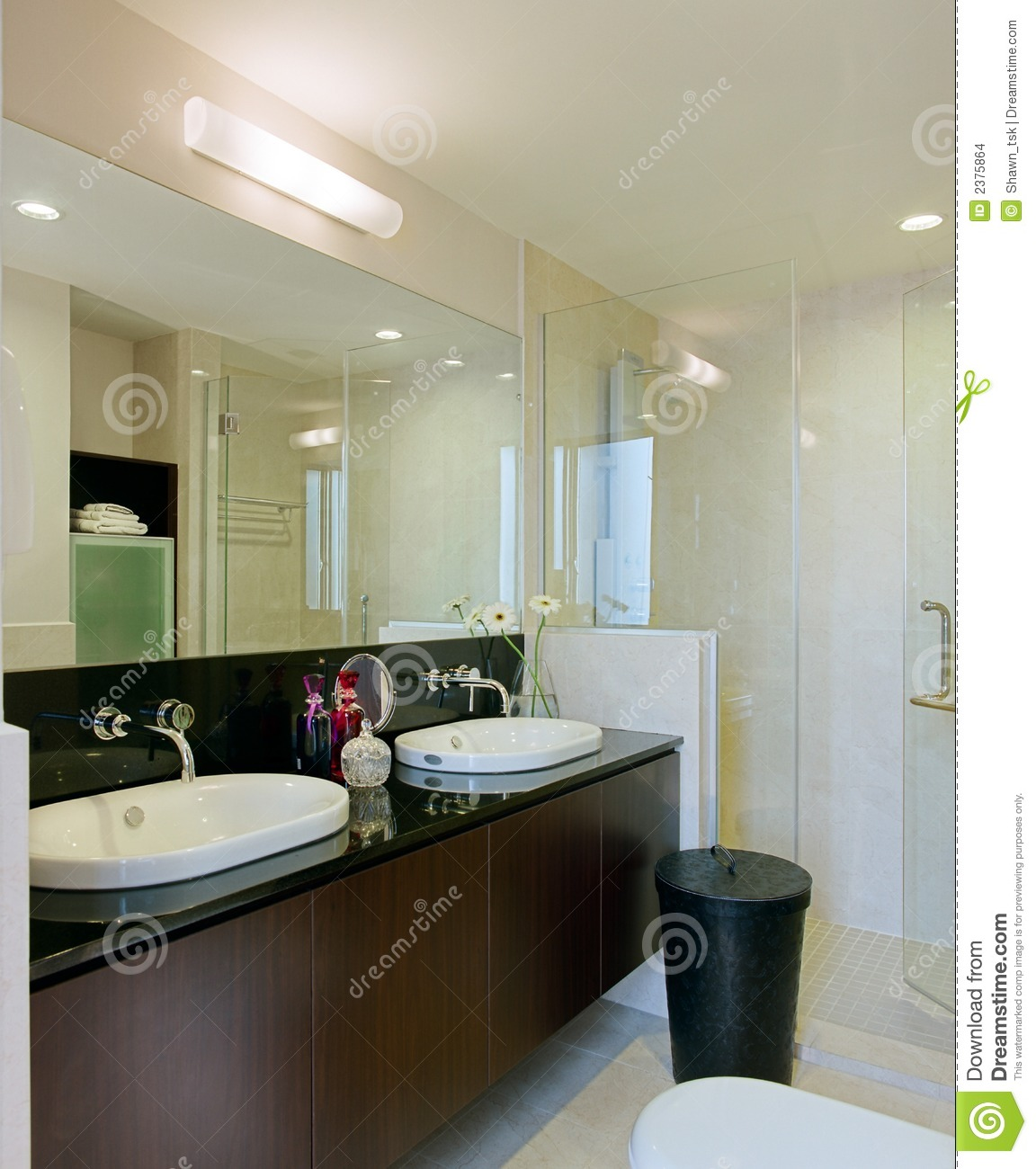 Innenarchitektur Badezimmer Interior Design Bathroom Stock Images Image 2375864