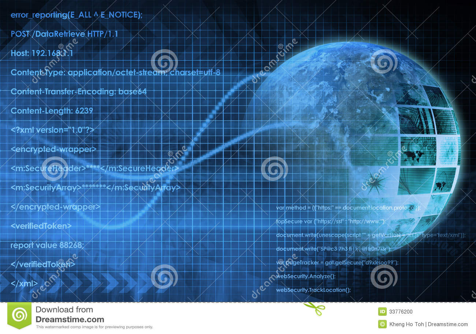 Hacker 3d Wallpaper Internet Background Stock Photo Image 33776200