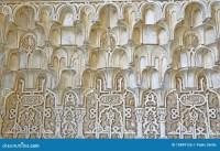 Islamic Art - Alhambra Stock Photo | CartoonDealer.com ...