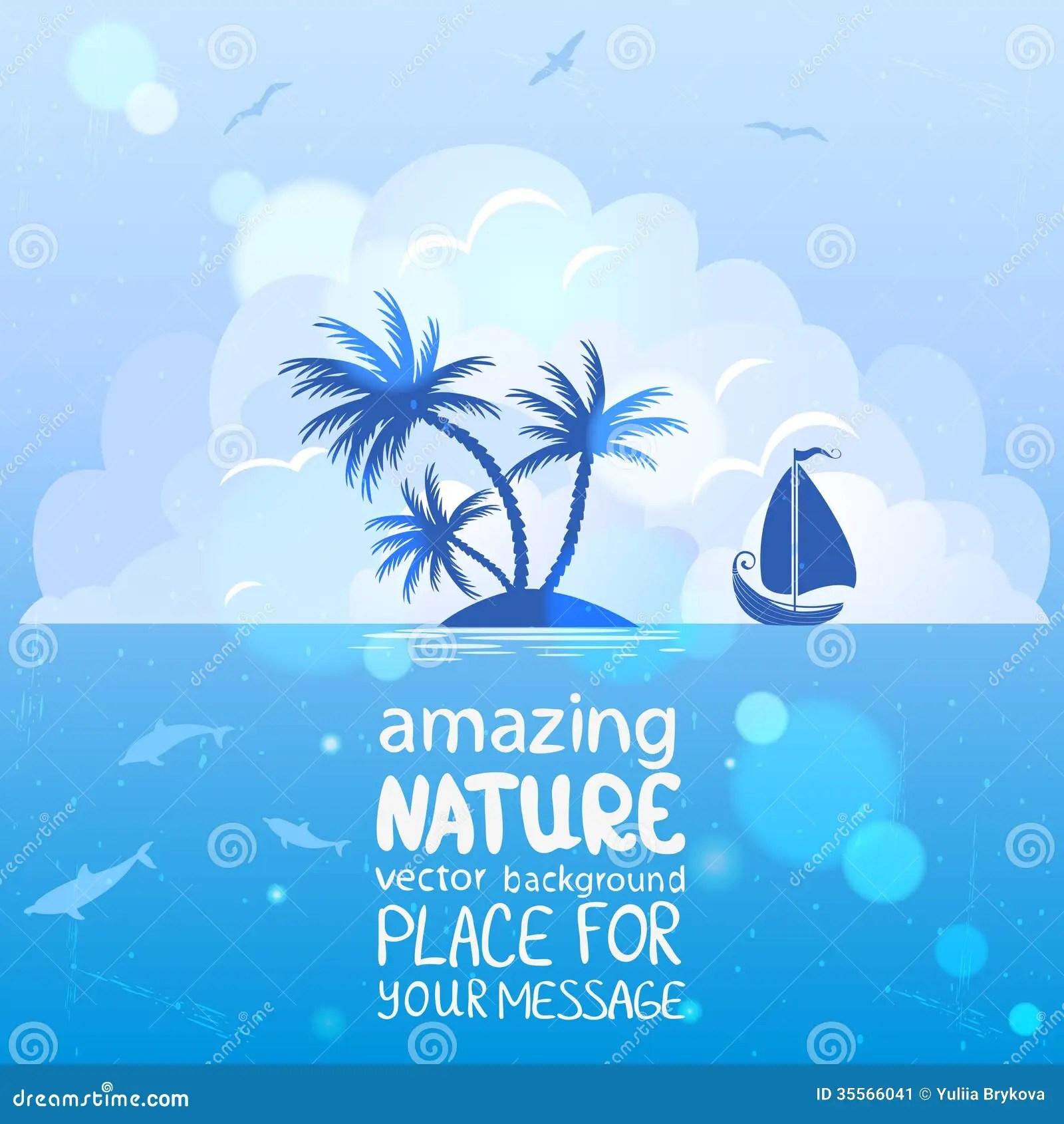Akaka Falls Wallpaper Island Stock Image Image 35566041