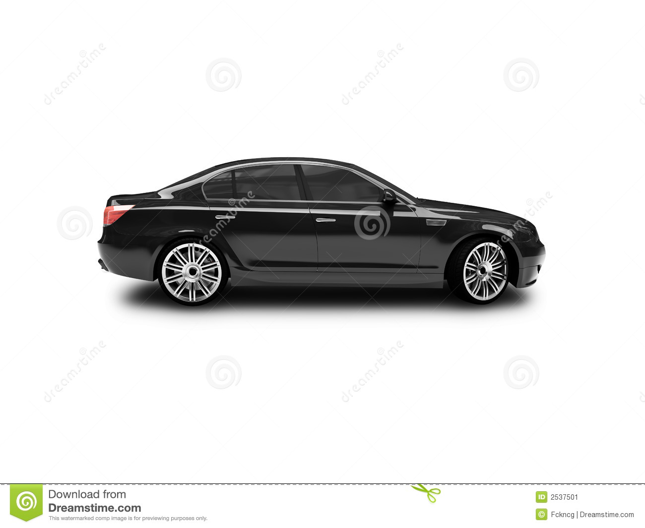 Audio Car Wallpaper Download Isolated Black Car Side View Stock Image Image 2537501
